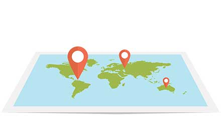 How does Google Maps Work map