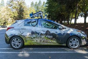 How does Google Maps Work street view