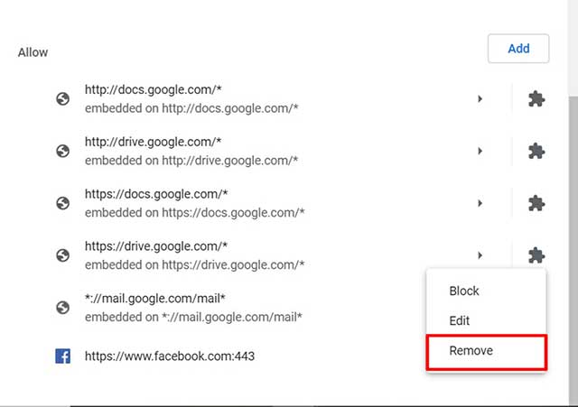how to stop notifications in chrome - img2