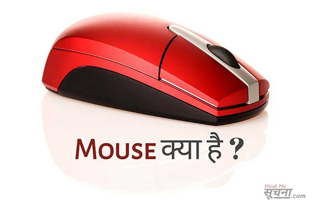 Mouse in Hindi